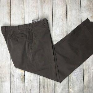 Mens ERMENEGILDO ZEGNA Chino trousers pants 38x30